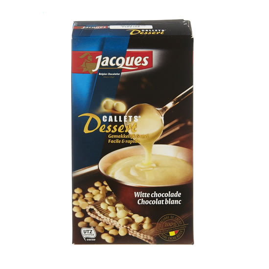 Jacques Callets White Dessert 400 Gr