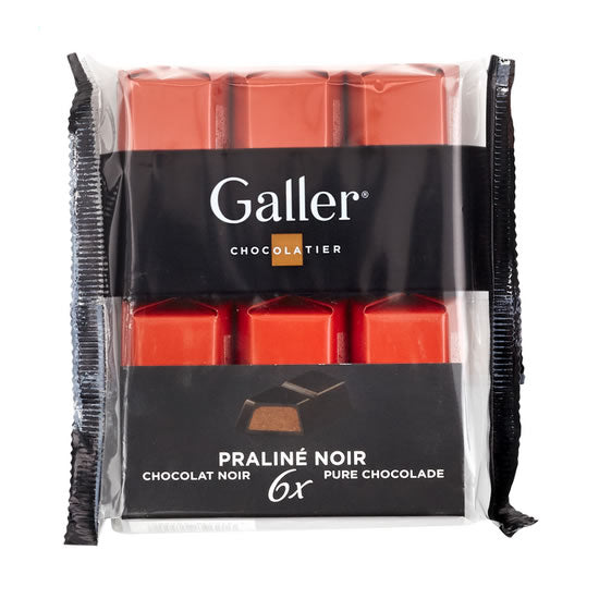 Galler Dark With Praline 6x28 Gr