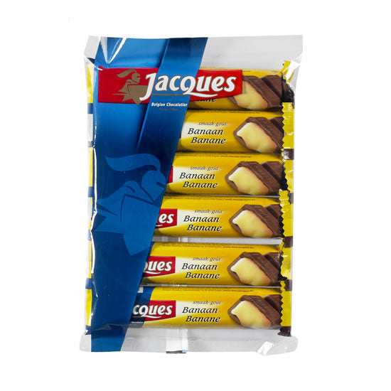 Jacques Milk With Banana 6x47 Gr