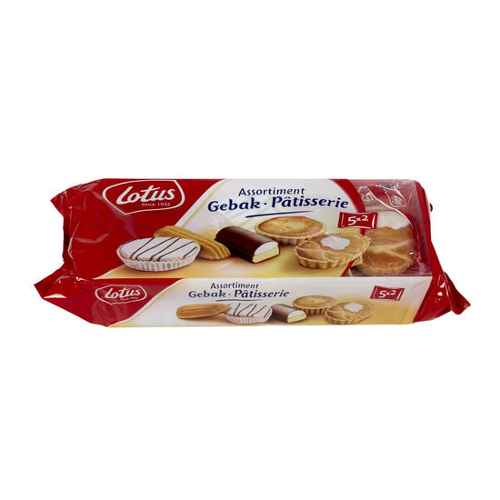 Lotus Pastries Mix 385 gr