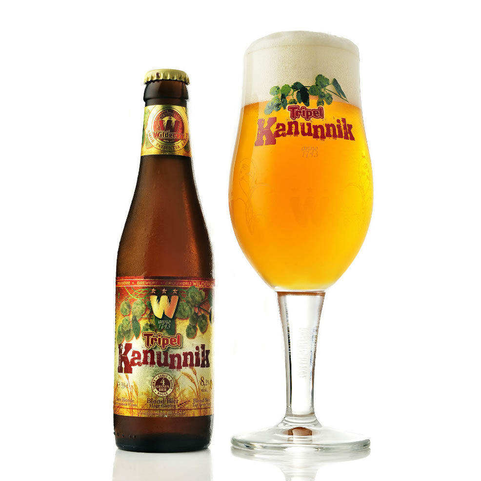 Kanunnik Triple Blonde 8,2% 330ml