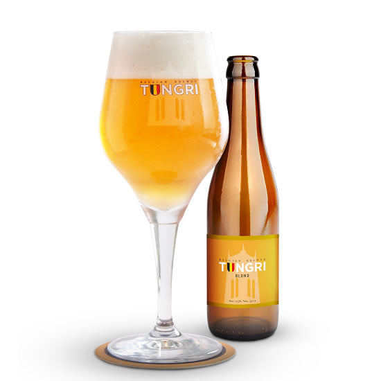 Tungri Blond 7,5% 330ml