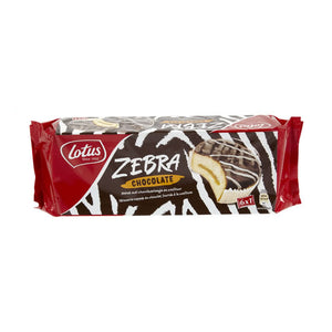 Lotus Zebra Chocolate 231 gr