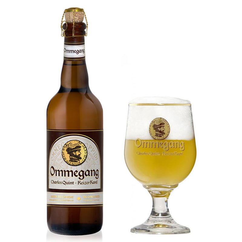 Charles Quint Ommegang 8% 750ml