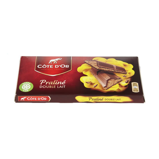 Côte d'Or Praliné Milk 200 Gr