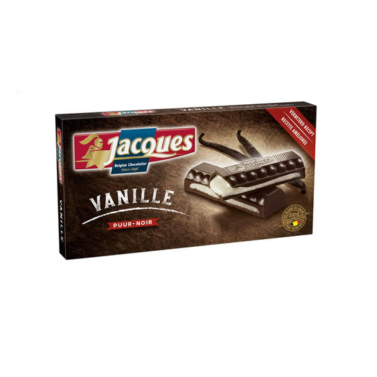 Jacques Dark With Vanilla 200 Gr