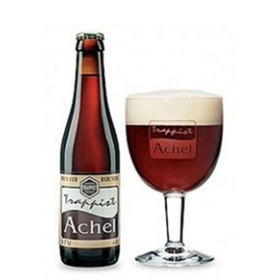 Achel Brown 8% 330ml