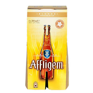 Affligem Blonde 6,7% 4x300ml Pack