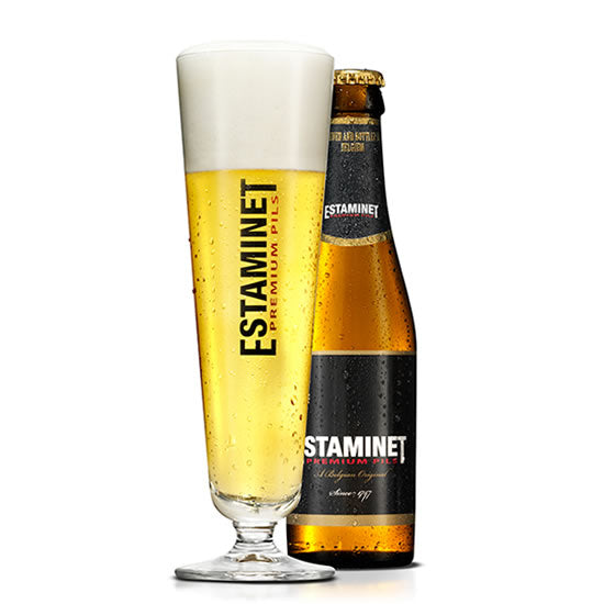 Estaminet Pils 5,2% 250ml