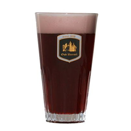Oud Beersel Beer Glass 25cl