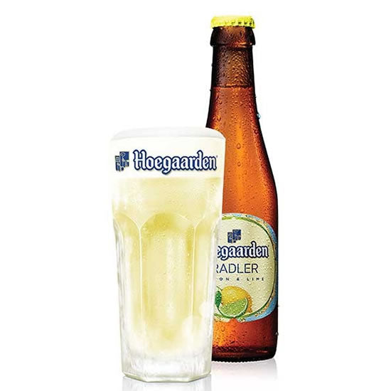 Hoegaarden Radler Lemon & Lime 2% 250ml