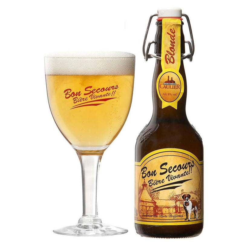 Bon Secours Blonde 8% 330ml