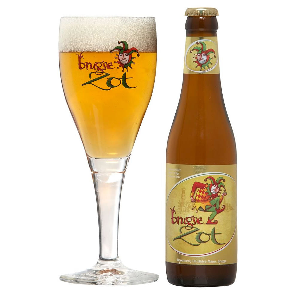 Brugse Zot Blonde 6% 330ml