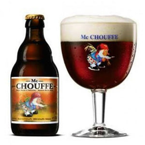 Mc Chouffe Brune 8% 330ml