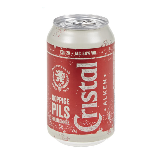 Cristal Alken 5% 330ml Can