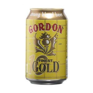 Gordon Finest Gold 10% 330ml Can