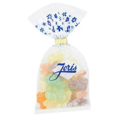 Joris Sugar Free Sour Gummy Bears 125 gr