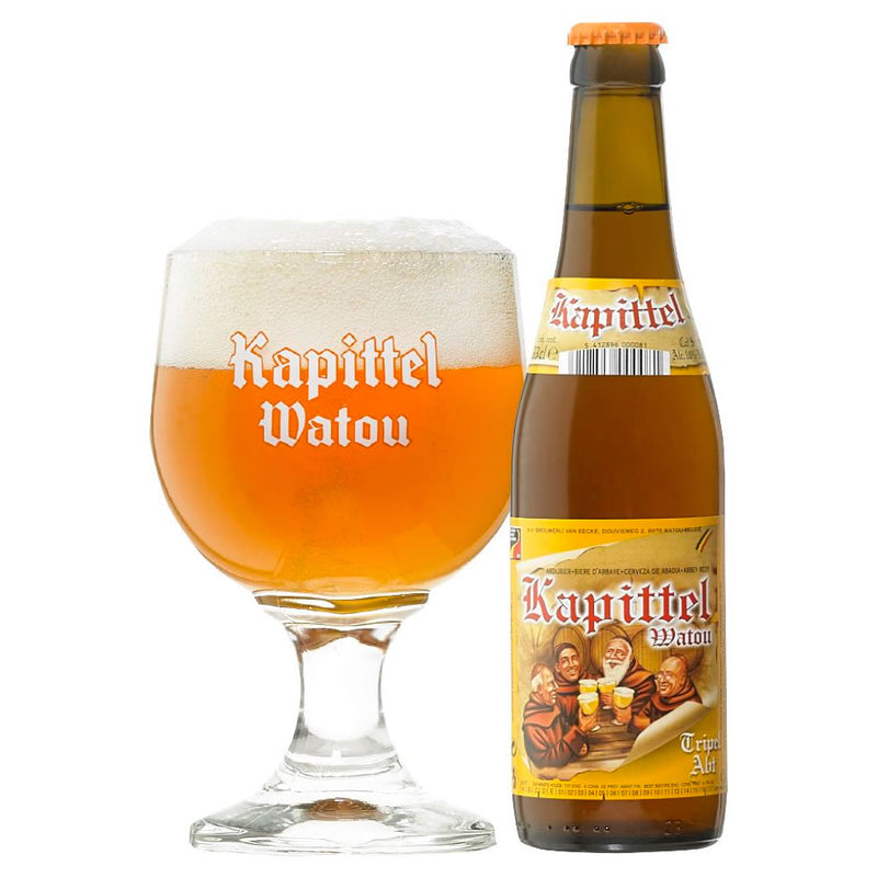 Kapittel Watou Tripel ABT 10% 330ml