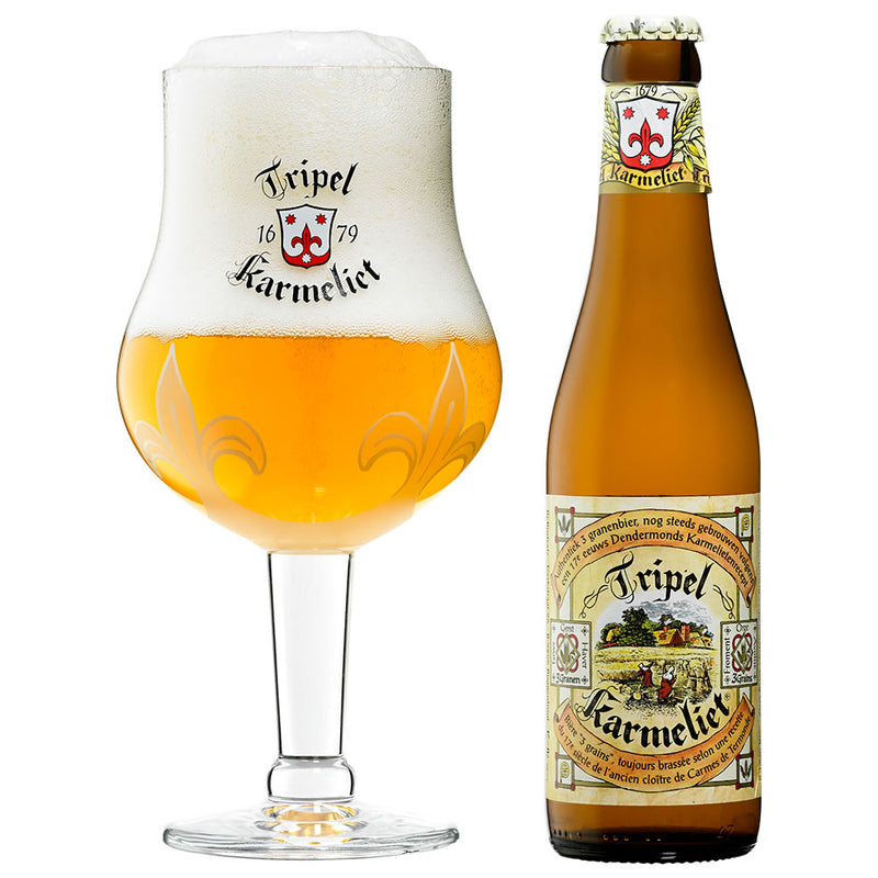 Karmeliet Tripel Blonde 8,4% 330ml