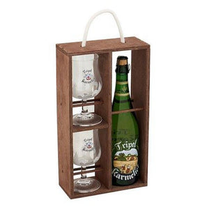 Karmeliet Tripel Gift Box 1x750ml + 2xGlass