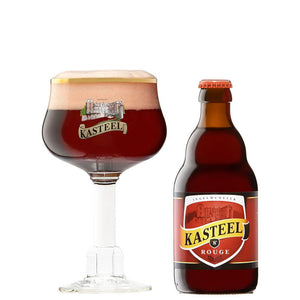 Kasteel Rouge 8% 330ml