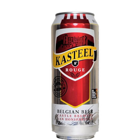 Kasteel Rouge 8% 500ml Can