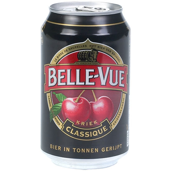 Belle-Vue Kriek 5,1% 330ml Can