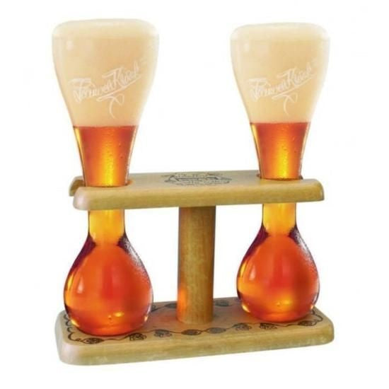 Kwak Beer Glasses Duo 2 x 33cl