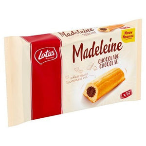 Lotus Madeleine Chocolate 300 gr