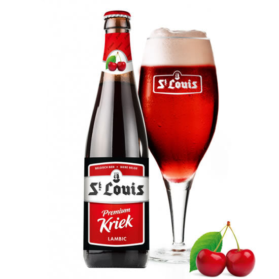 St Louis Premium Kriek 3,2% 250ml