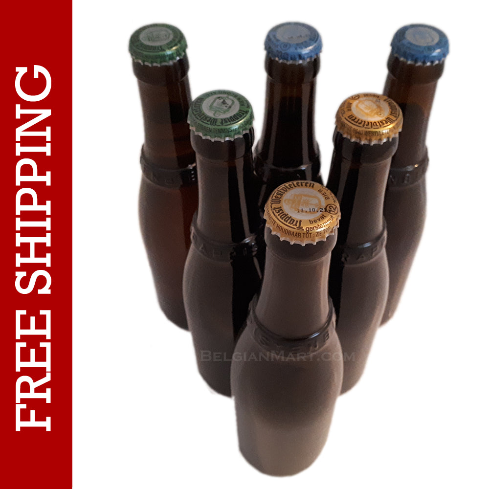 Westvleteren Discovery Pack  6x330ml With Free Shipping