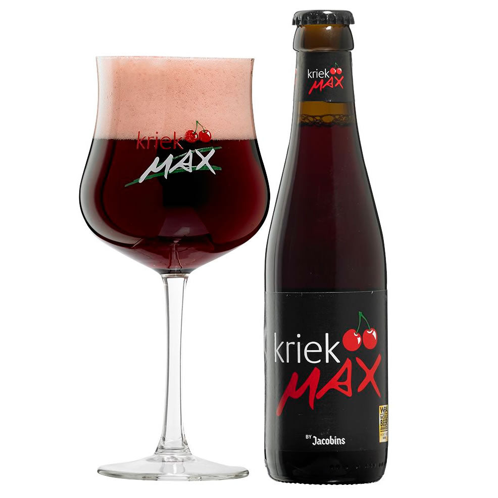Jacobins Max Kriek 3,5% 250ml