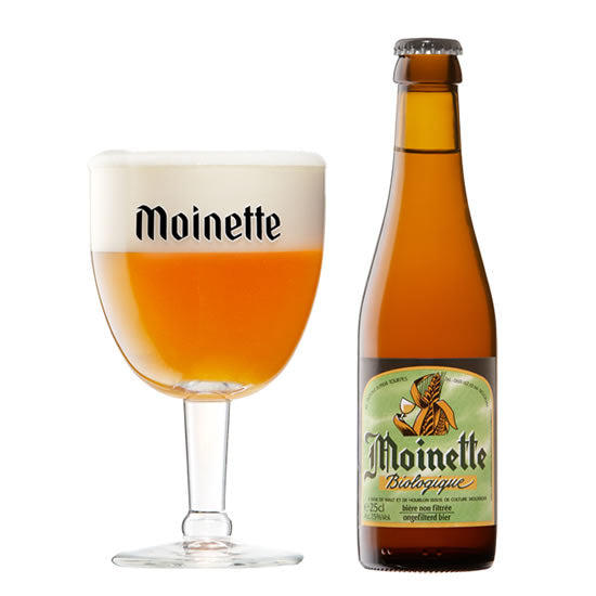 Moinette Blonde Bio 7,5% 330ml