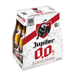 Jupiler 0% 6x250ml Pack