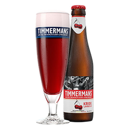 Timmermans Kriek Lambicus 4% 250ml