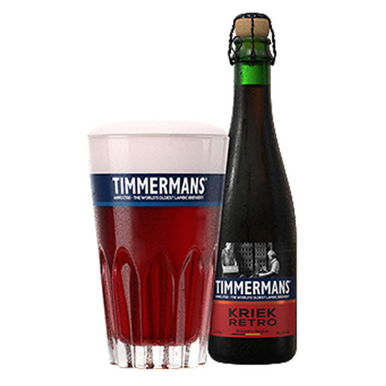 Timmermans Kriek Lambic Retro 5% 375ml
