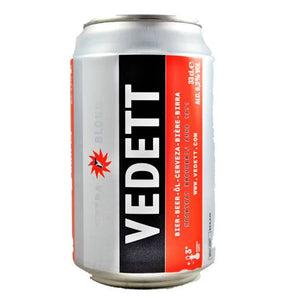 Vedett Extra blonde 5,2% 330ml Can