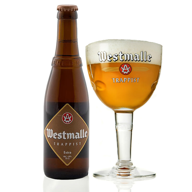 Westmalle Extra Blonde 4,8% 330ml