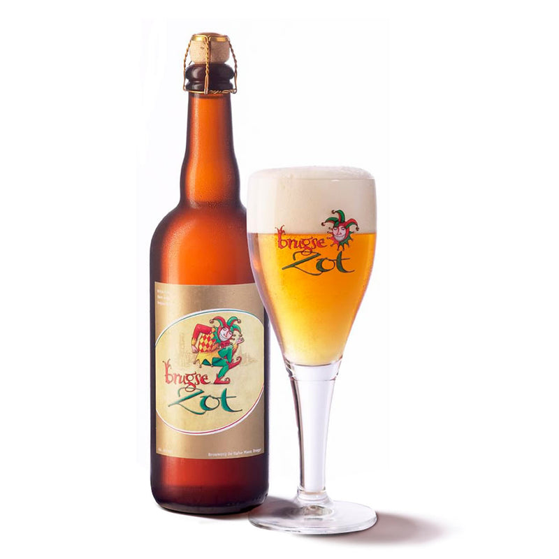 Brugse Zot Blonde 6% 750ml