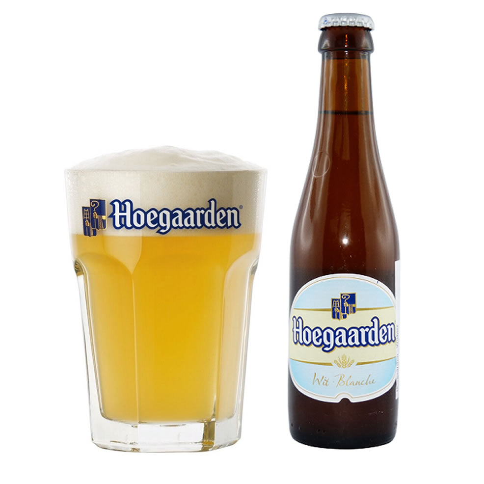 Hoegaarden White Beer 4,9% 250ml