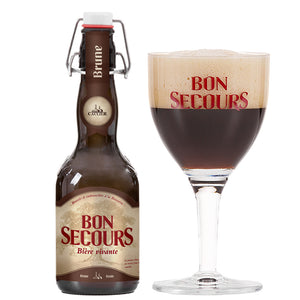 Bon Secours Brown 8% 330ml