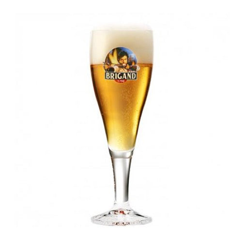 Brigand Beer Glass 33cl