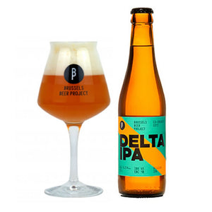 Brussels Beer Project Delta IPA 6,5% 330ml