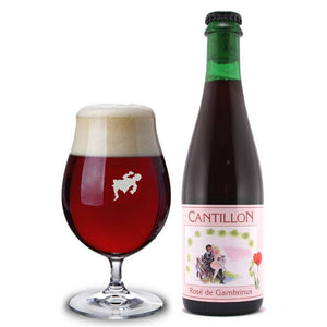 Cantillon Rosé de Gambrinus 5% 375ml