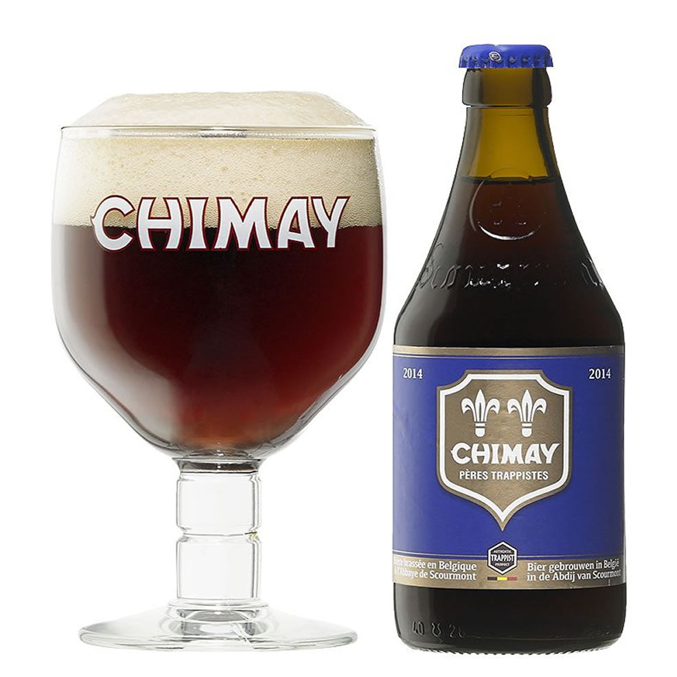 Chimay Blue 9% 330ml