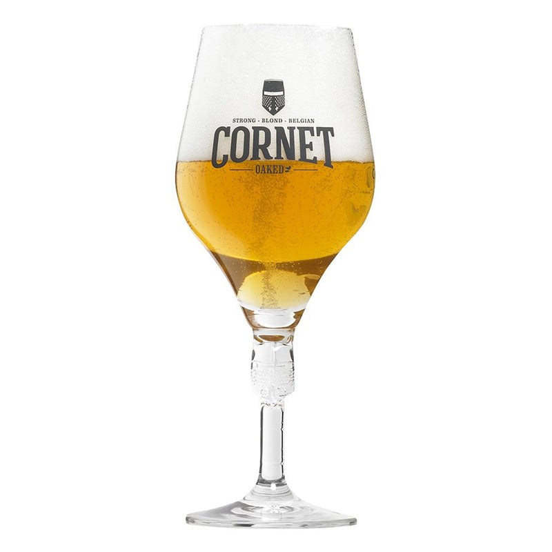 Cornet Oaked Beer Glass 50cl