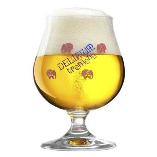 Delirium Beer Glass 33cl