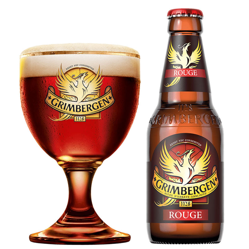 Grimbergen Rouge  6% 330ml