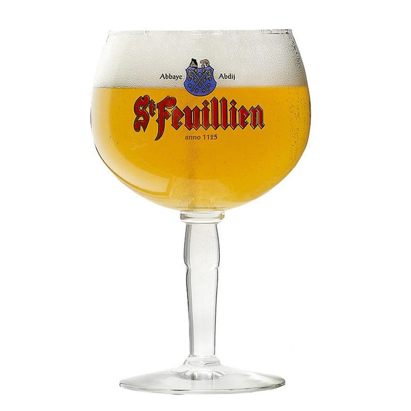 St Feuillin Beer Glass 25cl