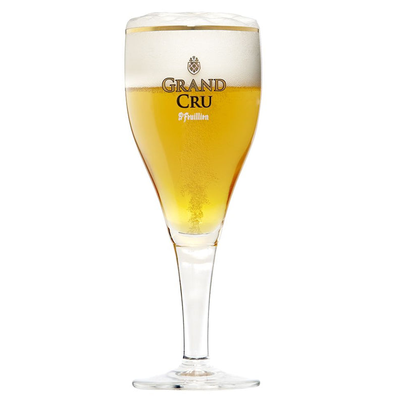 St Feuillin Grand Cru Beer Glass 33cl